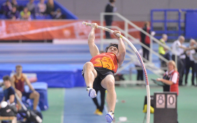 Athletics Pole Vault