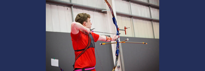 Medals galore for archers
