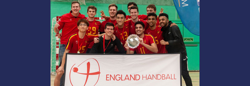 Handball Bring Home The National Plate