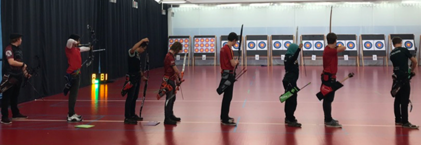 Archery hit the target with early medals