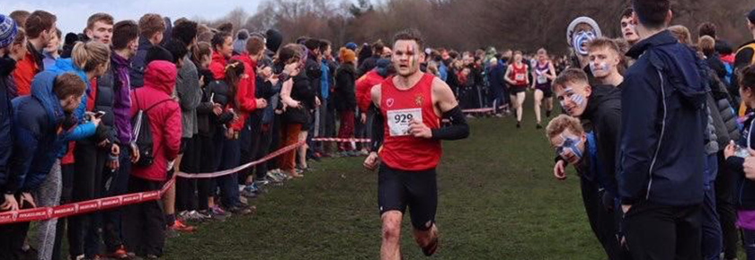 Multiple Medals at BUCS Cross-Country