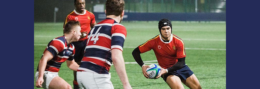 Rugby 1st XV beat Loughborough in thriller
