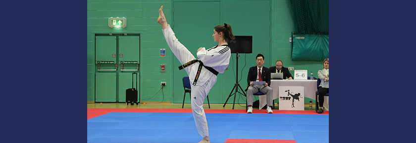 Taekwondo take home an enormous 8 medals