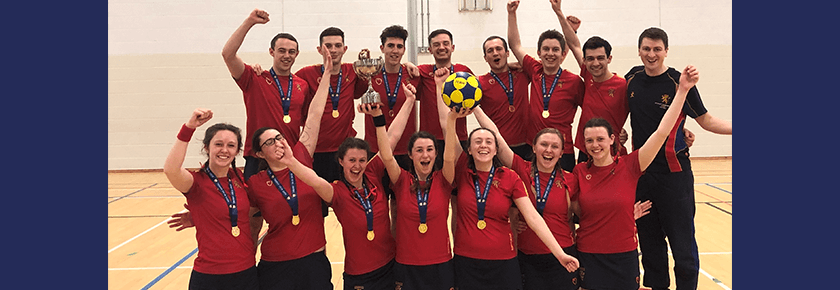 BUCS Trophy Triumph for Korfball 2s