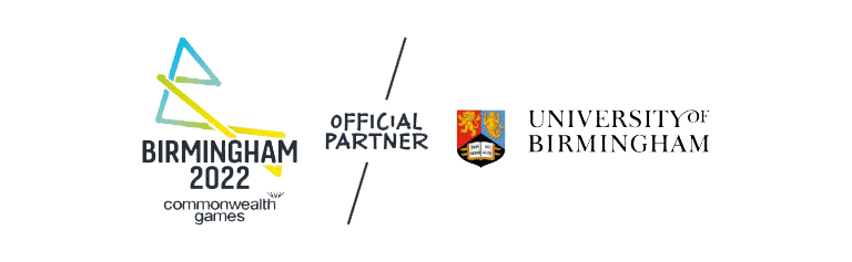 Birmingham 2022 Official Partner University of Birmingham