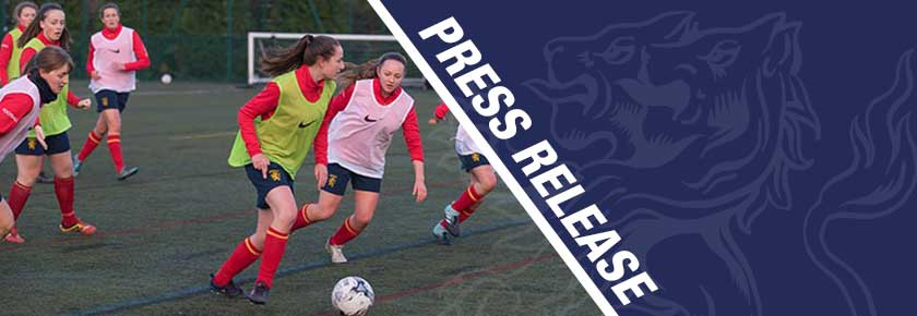 Press release for UoB announced as FA High Performance Centre